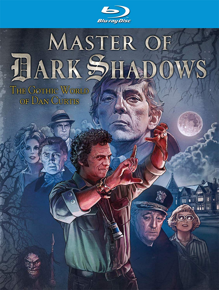 Dark Shadows Master of Dark Shadows Documentary Blu-Ray