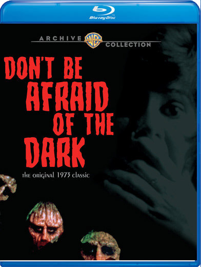 Don't Be Afraid of the Dark 1973 Blu-Ray