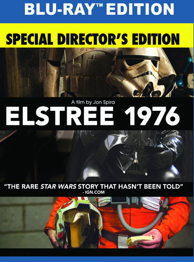 Elstree 1976: Special Director's Edition Star Wars Documentary Blu-Ray