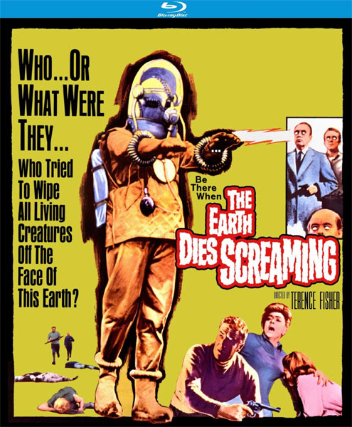 Earth Dies Screaming, The 1964 Blu-Ray