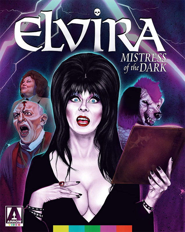 Elvira: Mistress of the Dark Special Edition Blu-Ray