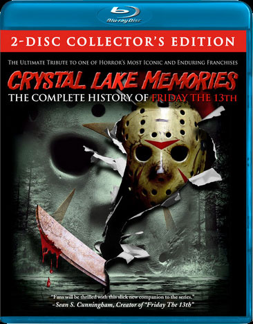 Friday The 13th Crystal Lake Memories Complete History Of Blu-Ray