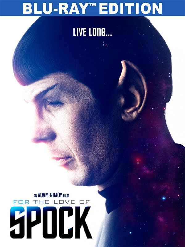 For The Love Of Spock 2016 Documentary Blu-Ray SPECIAL EDITION