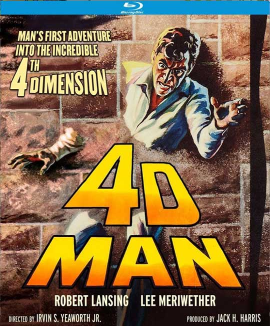 4D Man Blu-RaySpecial Edition - Click Image to Close