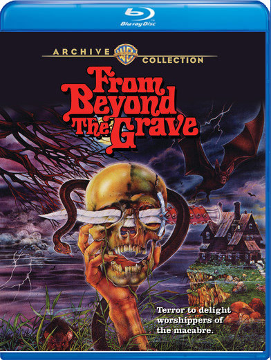 From Beyond the Grave 1974 Blu-ray