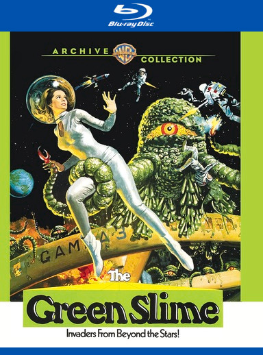Green Slime 1968 Blu-Ray