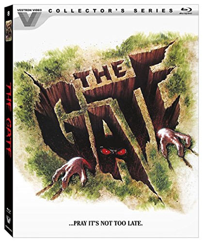 Gate, The 1987 Collector's Series Blu-Ray