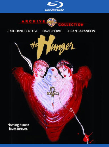 Hunger, The 1983 Blu-Ray