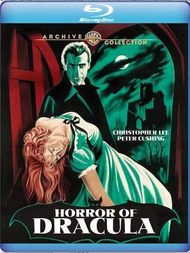 Horror Of Dracula 1958 Blu-Ray Hammer Christopher Lee