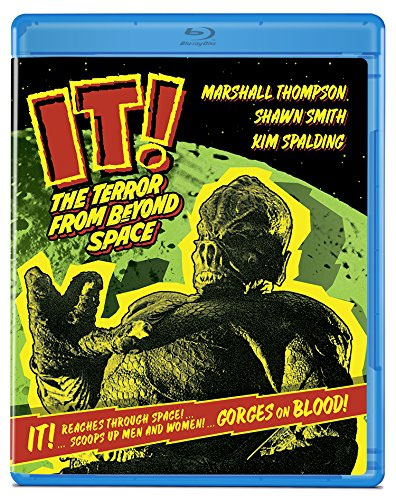 It The Terror From Beyond Space Blu-Ray