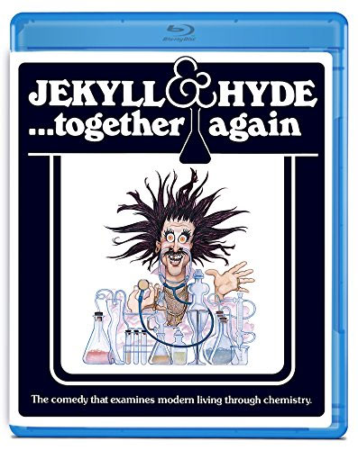 Jekyll And Hyde Together Again 1982 Blu-Ray