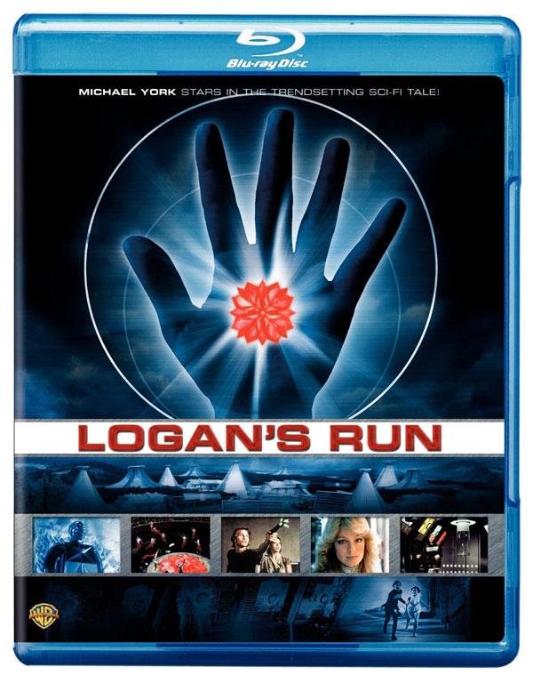 Logan's Run 1976 Blu-Ray With Commentary