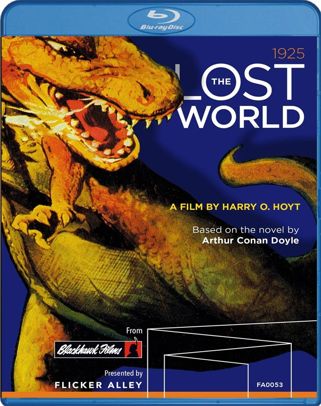 Lost World, The 1925 Blu Ray Special Edition