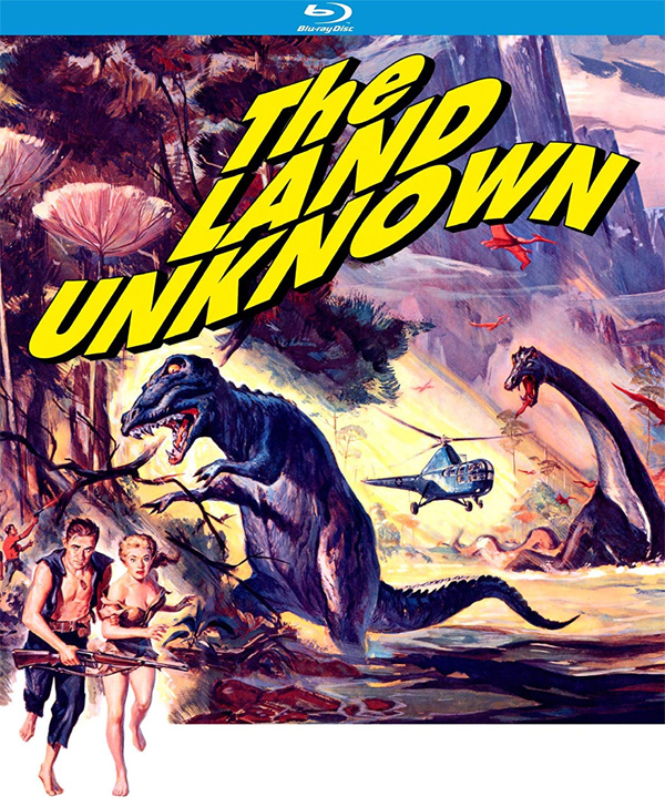 Land Unknown 1957 Blu-Ray