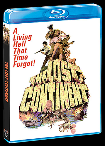 Lost Continent 1968 Blu-Ray