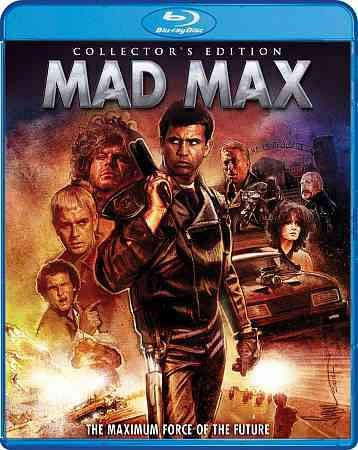 Mad Max Collector's Edition Blu Ray