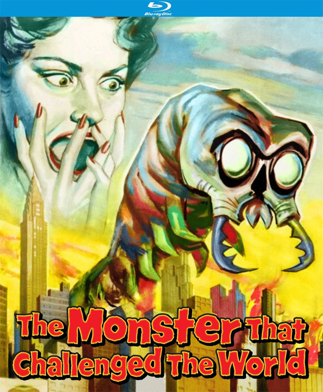 Monster That Challenged The World 1957 Blu-Ray
