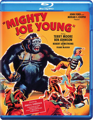 Mighty Joe Young 1949 Blu-Ray