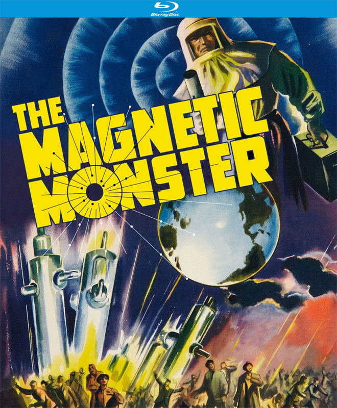 Magnetic Monster 1953 Blu-Ray