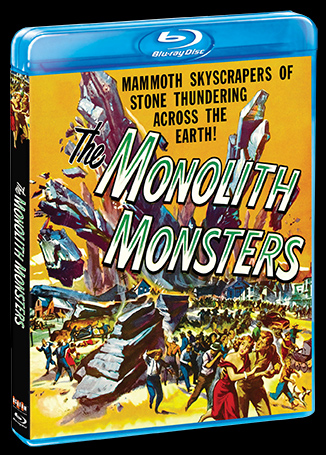 Monolith Monsters 1957 Blu-Ray