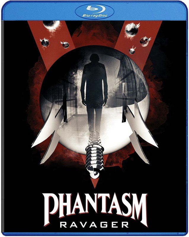 Phantasm RaVager 2016 Blu-Ray