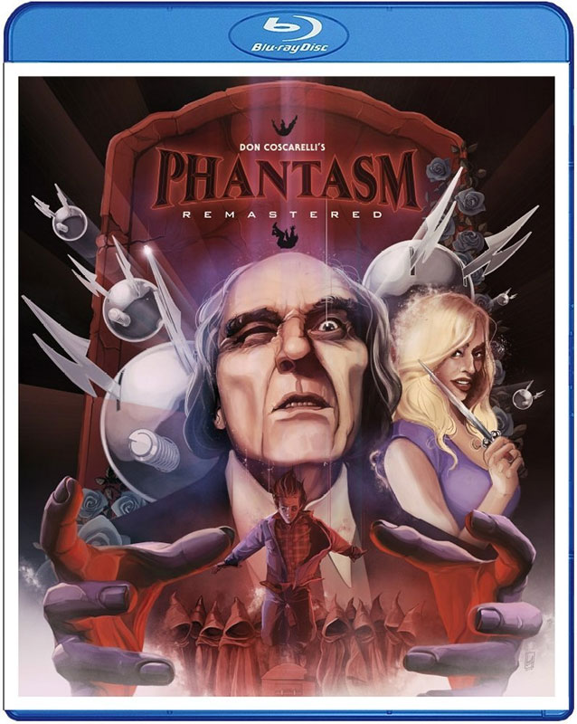 Phantasm 1979 Re-Mastered Blu-Ray / DVD Combo