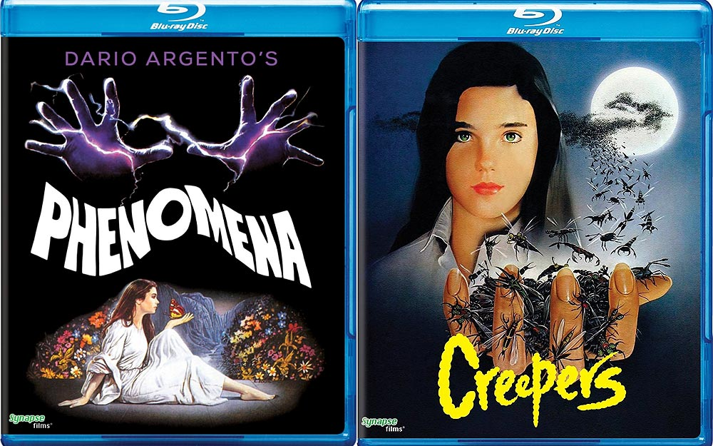 Phenomena / Creepers 1985 2-Disc Blu-Ray Special Edition