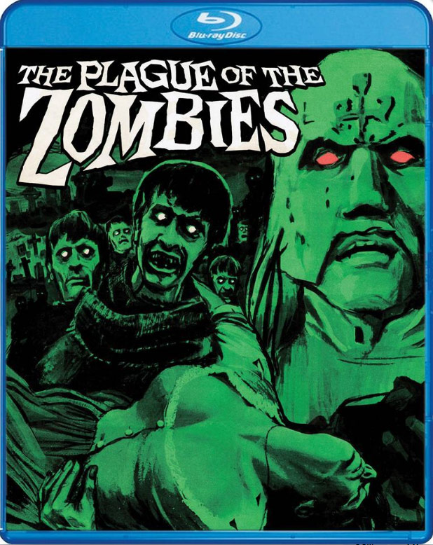 Plague of the Zombies 1966 Blu-Ray Hammer Films