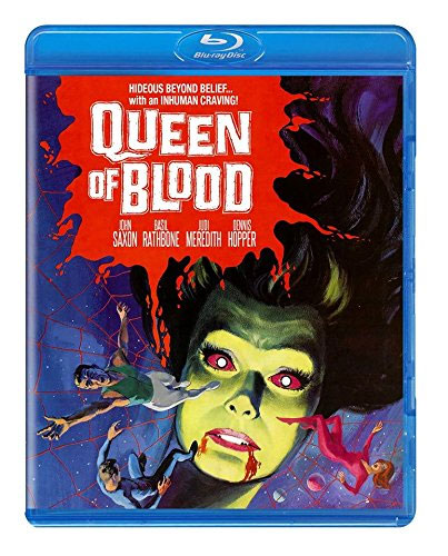 Queen Of Blood 1966 Blu-Ray Kino