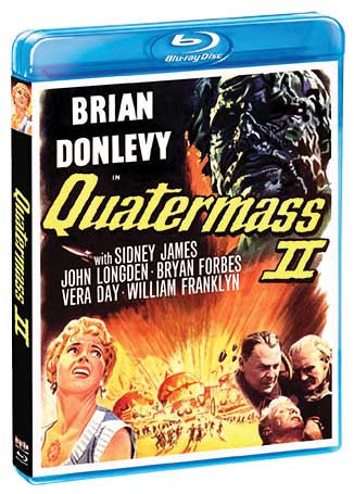 Quatermass 2 Enemy From Space 1957 Blu-ray