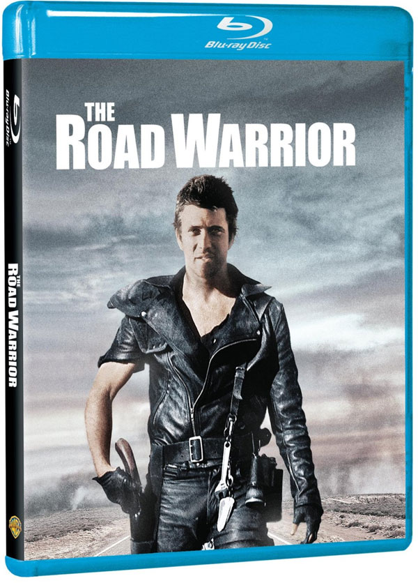 Road Warrior Mad Max 2 1981 Blu-Ray with Commentary