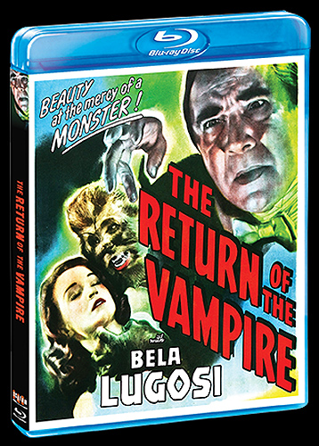 Return of the Vampire 1943 Blu-Ray Bela Lugosi