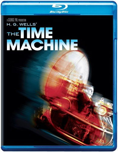 Time Machine, The 1960 Blu-Ray