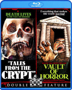 Tales From The Crypt / Vault Of Horror Double Feature Blu-Ray Tom Baker