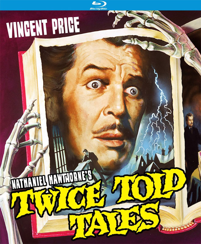 Twice-Told Tales 1963 Blu-Ray Vincent Price