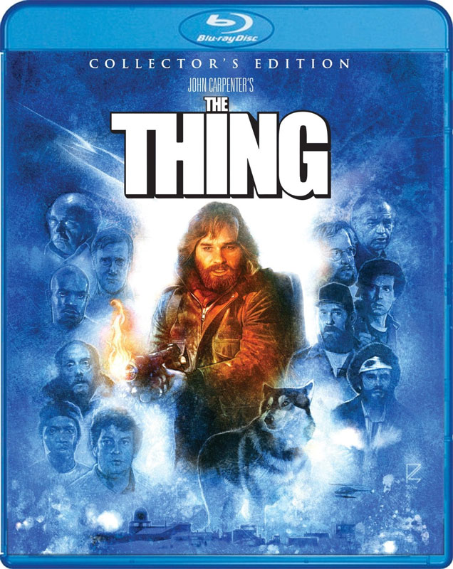 Thing, The 1982 Collector's Edition Blu-Ray