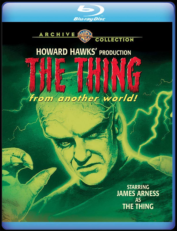 Thing From Another World, The 1951 Blu-Ray