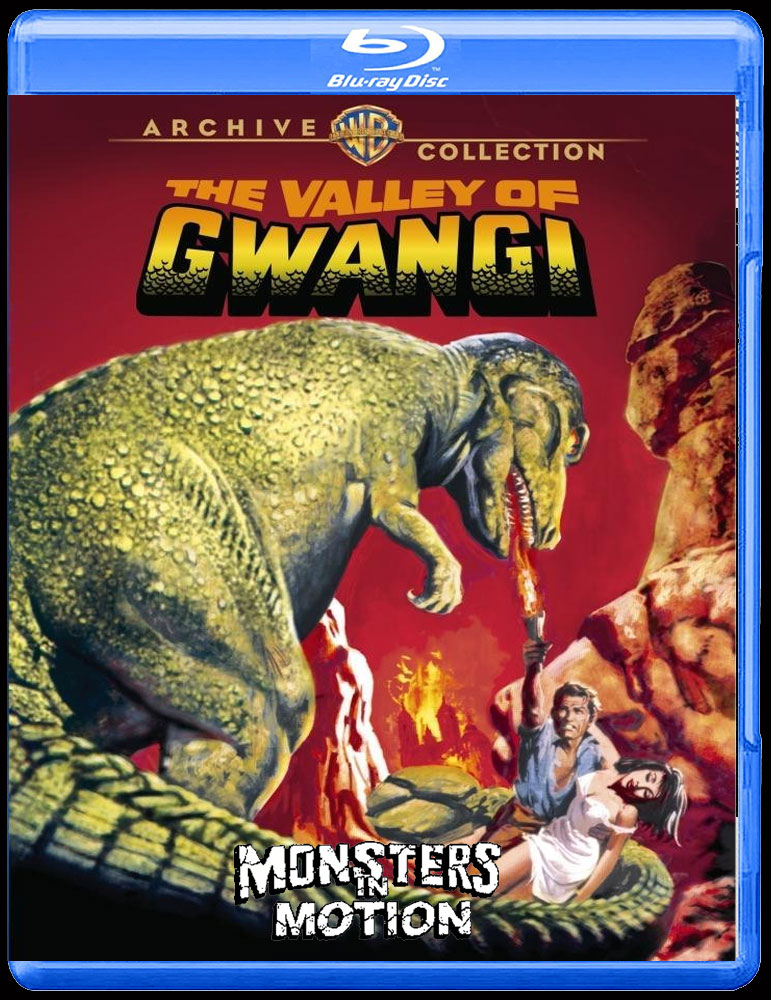 Valley Of The Gwangi 1969 Blu-Ray