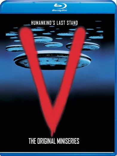V 1983 Original TV Miniseries Blu-Ray