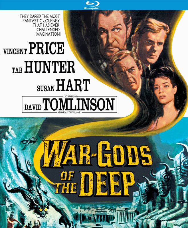 War Gods Of The Deep 1965 Blu-Ray Vincent Price