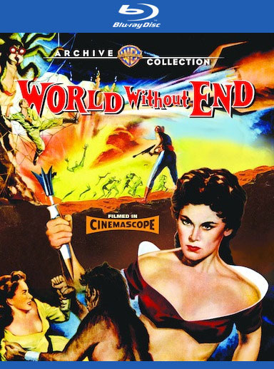 World Without End 1956 Blu-Ray