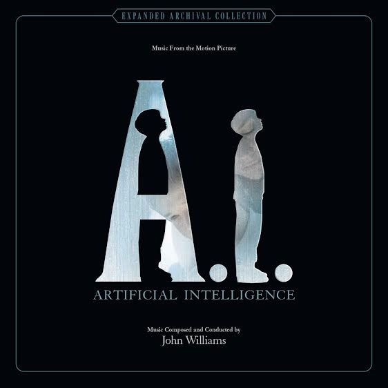 A.I. Soundtrack CD 3 Disc Set John Williams LIMITED EDITION