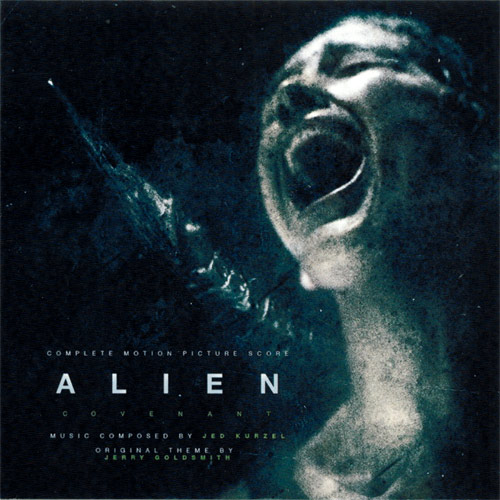 Alien Covenant Complete Soundtrack CD Jed Kurzel 2 CD Set