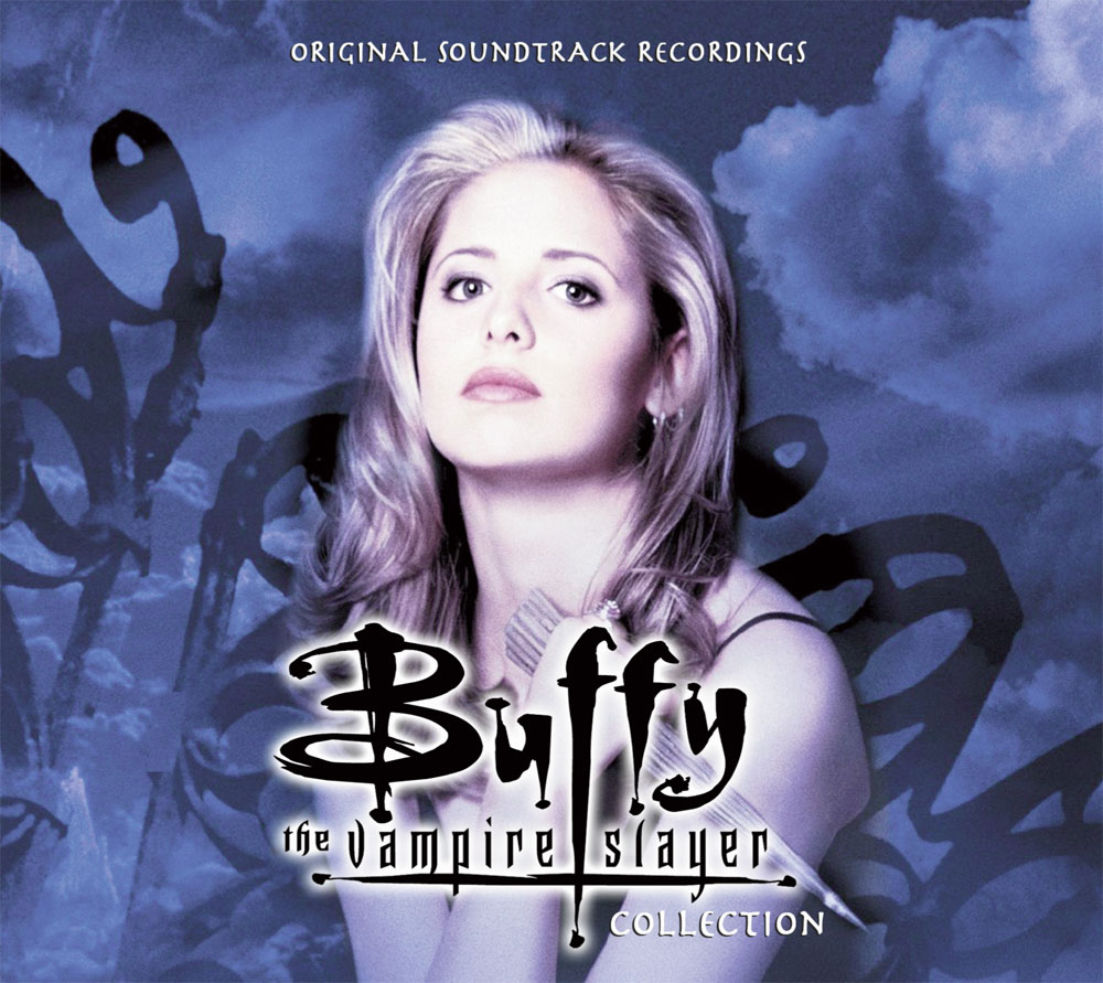 Buffy The Vampire Slayer Soundtrack CD Collection 4 Disc Set LIMITED EDITION