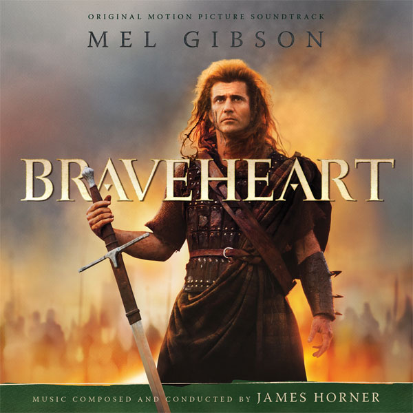 Braveheart Soundtrack CD James Horner Limited Edition 2CD Set