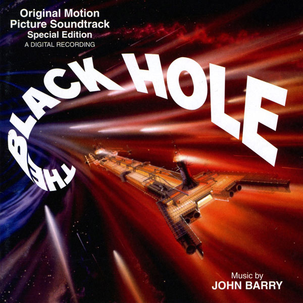 Black Hole, The Score Soundtrack CD John Barry
