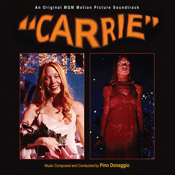 Carrie 1976 Soundtrack CD Pino Donaggio LIMITED EDITION OF 1000