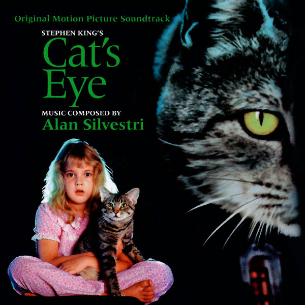 Cat's Eye Soundtrack CD by Alan Silvestri