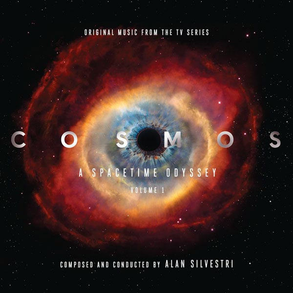Cosmos A Spacetime Odyssey Volume 1 Soundtrack CD by Alan Silvestri