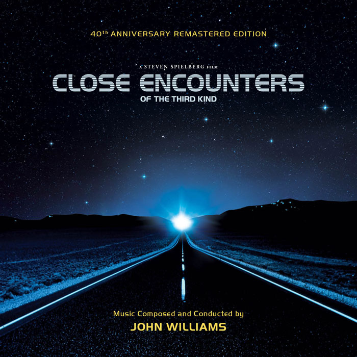 Close Encounters Of The Third Kind 40Th Anniversary (2 CD Set
